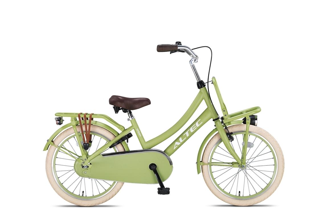 Altec Urban 20inch Transportfiets Olive Nieuw