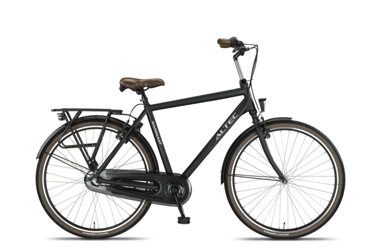 Altec Marquant 28 inch Herenfiets N-3 56cm Zwart 2021 Nieuw