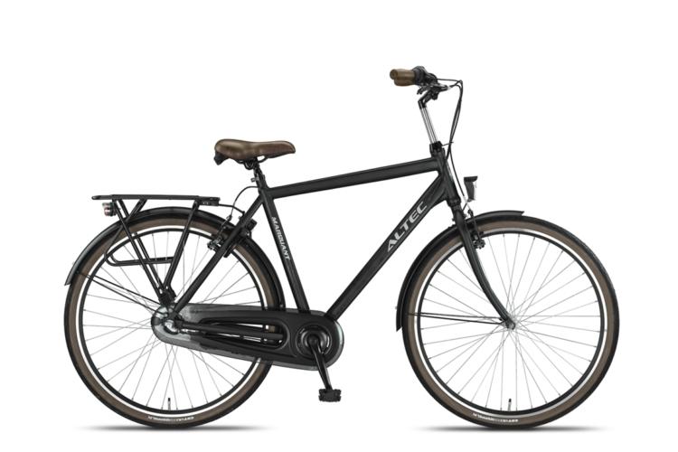 Altec Marquant 28 inch Herenfiets N-3 61cm Zwart 2021 Nieuw
