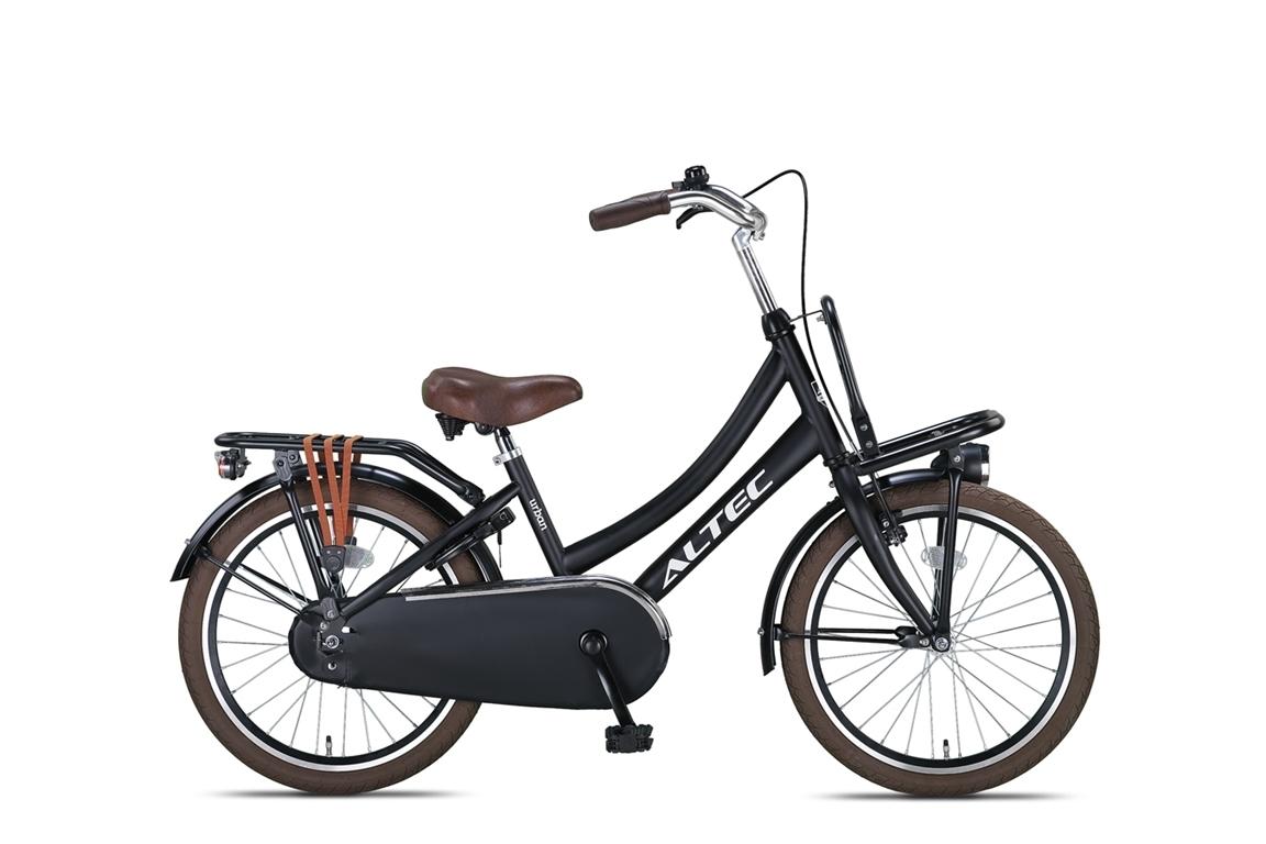 Altec Urban 20inch Transportfiets Zwart Nieuw *** NIET ACTIVEREN ***