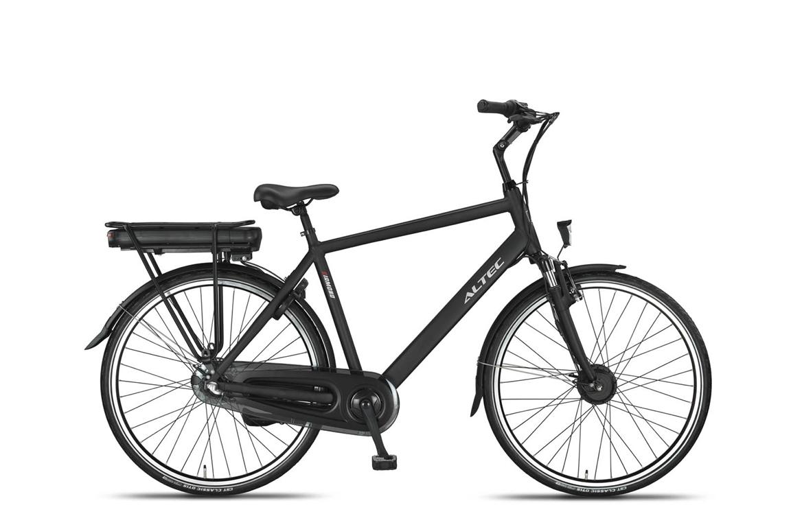 Altec Diamond E-Bike 518 Wh N-3 Heren Zwart